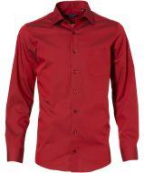 sale - Casa Moda overhemd - regular fit - rood
