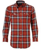 JT Ascott overhemd - regular fit - rood