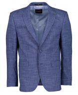 Digel colbert - regular fit - blauw