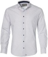 sale - Hensen overhemd - slim fit - rood
