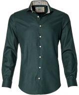Jac Hensen Premium overhemd -slim fit -groen