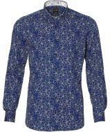 Olymp overhemd - slim fit - blauw