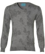 sale - British Indigo pullover - slim fit - g