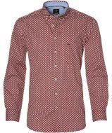 Jac Hensen overhemd - modern fit - rood