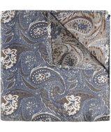 Jac Hensen pochet - donkerblauw