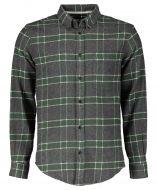 Anerkjendt overhemd - slim fit - grijs