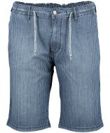 Pionier short - regular fit - blauw