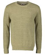 Tommy Jeans sweater- slim fit - groen