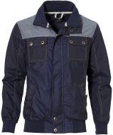 sale - Lion jack - modern fit - blauw