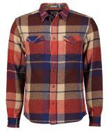 Wrangler overhemd - modern fit - oranje