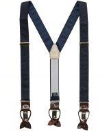 Jac Hensen Premium bretels - bordeaux