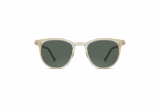 Komono zonnebril Francis - champagne