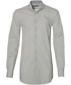 sale - Ledub overhemd - extra lang - zwart