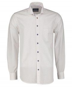 Ledûb overhemd - wit - modern fit