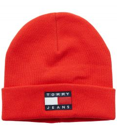 Tommy Jeans muts - rood