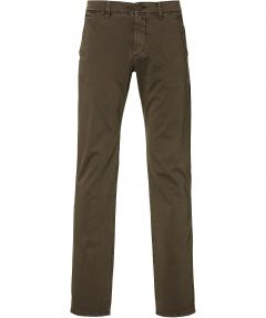 sale - Mac chino Lenny - modern fit - bruin
