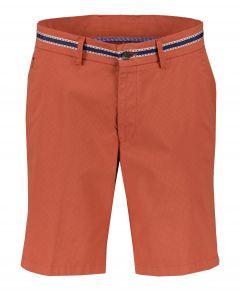 Jac Hensen short - modern fit - oranje
