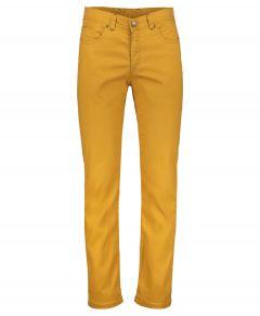 Jac Hensen broek - modern fit - geel