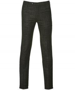 Nils pantalon - slim fit - bruin