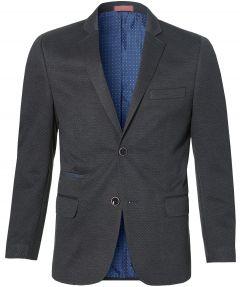 sale - Calabria colbert - modern fit - blauw