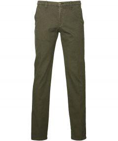 sale - Hensen jeans - slim fit - groen