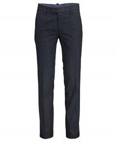 Nils pantalon - slim fit - blauw