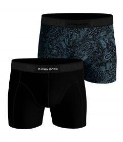 Björn Borg boxers 2-pack - zwart
