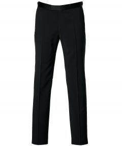 Digel smoking pantalon - slim fit - zwart