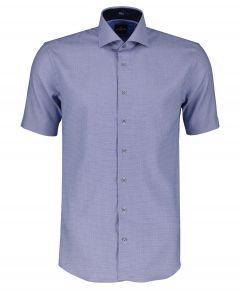 Jac Hensen overhemd - modern fit - blauw