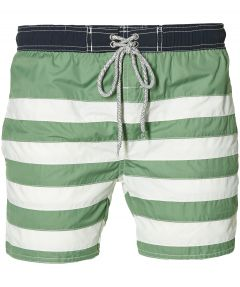 sale - Jac Hensen zwemshort - modern fit - groen