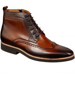 Jac Hensen Premium schoen - cognac