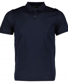 Move By Digel polo  - slim fit - blauw