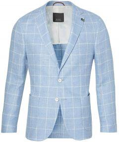 sale - Digel colbert - modern fit - blauw