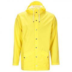 Rains regenjas - slim fit - geel