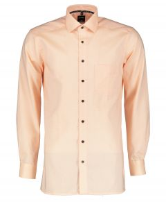 Olymp overhemd - modern fit - zalm
