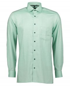 Olymp overhemd - extra lang - groen