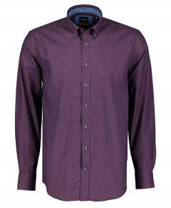 Jac Hensen overhemd - regular fit - rood