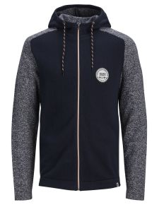 Jack & Jones vest - modern fit - blauw
