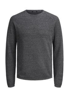 Jack & Jones pullover - modern fit - grijs