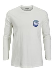 Jack & Jones t-shirt - modern fit - creme