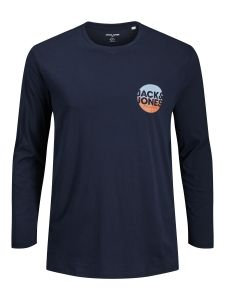 Jack & Jones t-shirt - modern fit - blauw