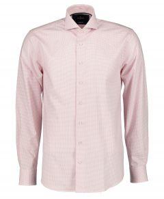 Jac Hensen overhemd - extra lang - roze