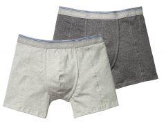 Scotch & Soda boxers 2-pack - grijs