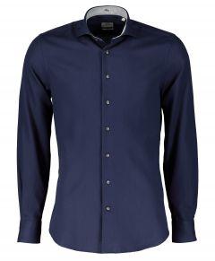 Jac Hensen Premium overhemd - slim fit - blau