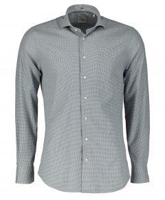 Jac Hensen Premium overhemd - slim fit- blauw