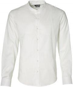 Digel Move overhemd - slim fit - wit