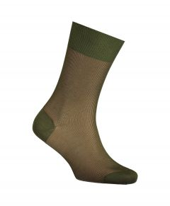 Falke sokken - Fine Shadow - groen