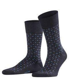 Falke sokken - Sensitive Jabot - blauw