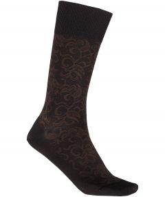 Sale - Falke sokken - Bowtie - zwart