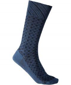 Falke sokken - Assisi - blauw